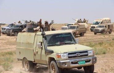 القوات العراقية تواجه هجمات داعش بخطة أمنية جديدة