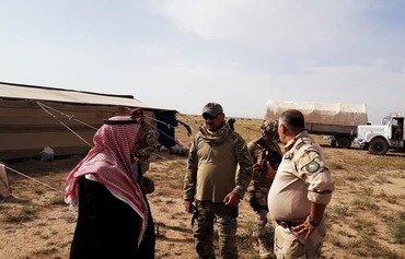 القوات العراقية تعتمد تكتيكات جديدة ضد فلول داعش في صحراء الأنبار