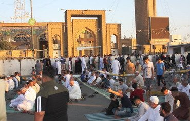 Iraqis celebrate Eid al-Fitr amid improved security, services