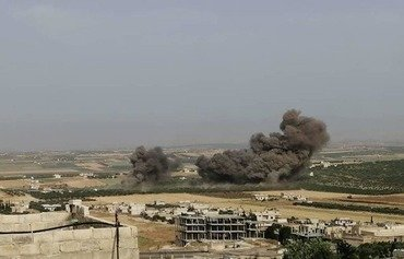 قوات النظام تتقدم في الريف الجنوبي لإدلب