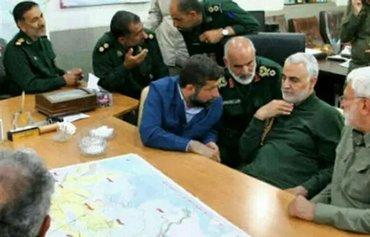 Le fait que l'Iran s'appuie autant sur les milices étrangères montre l'étendue de la crise du CGRI