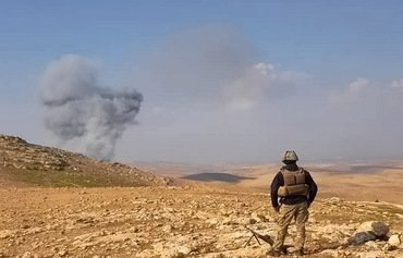 16 ISIS militants die in coalition airstrike in southern Ninawa