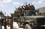 المجندون السوريين يفرون من الخدمة خوفا من معركة إدلب