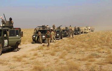 القوات العراقية تقتل متسللين من داعش في غربي الأنبار