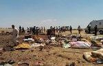 قتلى مدنيون في قصف للنظام على مخيم للنازحين بريف إدلب