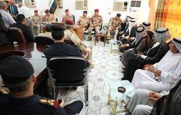 شبه نظامیان هوادار ایران سعی در بی ثبات کردن دیالی دارند