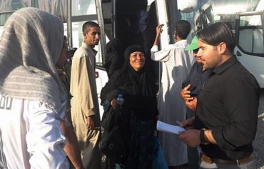 العراق يحرز تقدما في حل أزمة النزوح