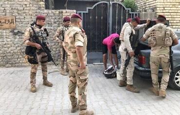 Arrestation de huit trafiquants de drogue présumés échappés de la prison de Bagdad