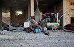 Regime, Russia pound southern, western Idlib