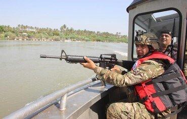Lancement de la 3e phase de l'opération « Volonté de victoire » en Irak