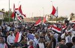 شبه نظامیان مورد حمایت ایران اعتراضات را سرکوب می کنند