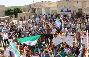 «جو جنگ» در درعا، با پایان یافتن دوره فرجه