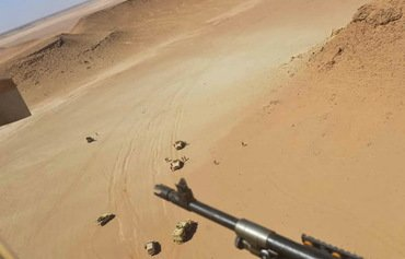 ISIS remnants suffer heavy losses in al-Rutba desert