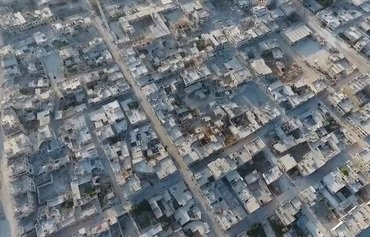 Şer û êrîşên asmanî li ser başûrê Idlibê
