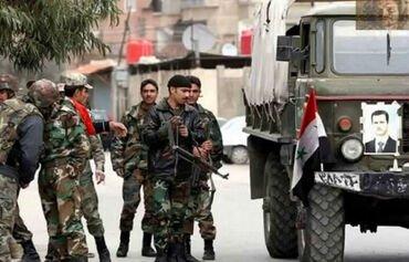 با اعمال کنترل رژیم، غوطه شرقی تحت فشار قرار گرفت