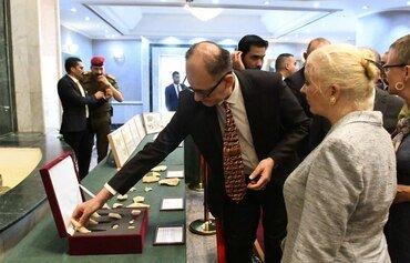 L'Irak continue de récupérer des artefacts volés