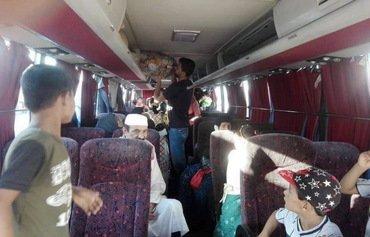 آغاز سفر بازگشت 5 هزار خانواده آواره شده از اردوگاه های نینوا