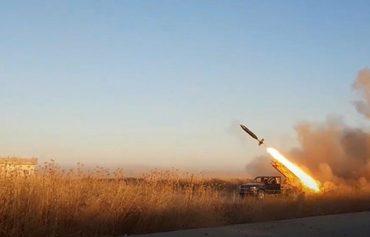 المتطرفون يشنون هجومًا مباغتًا في ريف إدلب