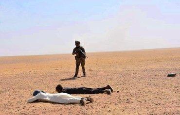 الاستخبارات العراقية تفكك خليتين لداعش في الأنبار