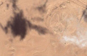 الحرس الثوري الإيراني يبني قاعدة جديدة على الحدود العراقية السورية