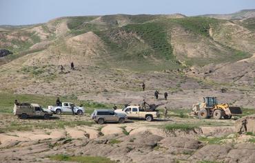 داعش تتعرض لضربة قاسية عقب عمليات أمنية في ديالى