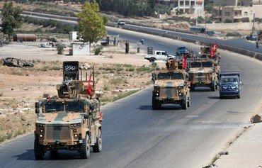 الولايات المتحدة وتركيا تنفذان خطة 'المنطقة الآمنة' بسوريا