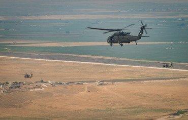 الولايات المتحدة وتركيا تطلقان دوريات مشتركة في شمالي شرقي سوريا