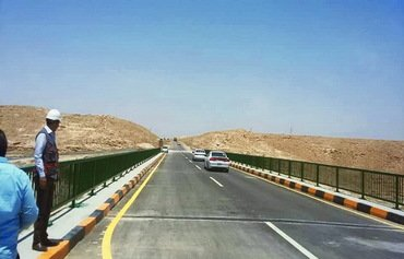 Anbar bridges, road networks reopen to traffic