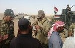 Iraqi forces seek to build on Will of Victory gains