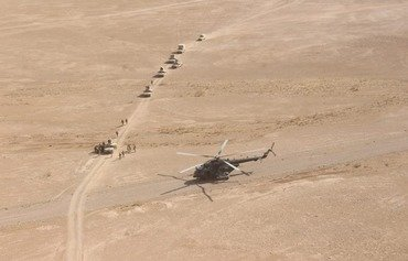 New 'Will of Victory' phase to clear ISIS from Anbar desert to Saudi border