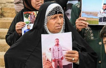 Iraqis demand answers on fate of 'forcibly disappeared'
