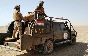 4 عنصر داعش در منطقه بیابانی انبار کشته شدند