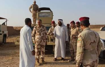 نیروهای عراقی اعضای باقیمانده داعش را در غرب نینوا تعقیب می کنند