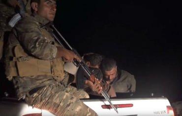 Le conseil militaire d'al-Raqqa et les FDS traquent les cellules de l'EIIS