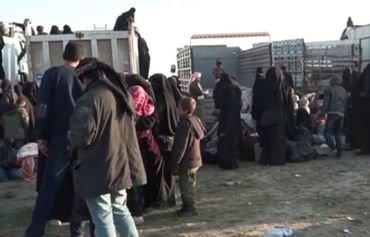 Al-Hol security forces quash ISIS women's riot