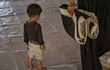 In Syria camp, uncertain future for foreign ISIS orphans