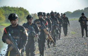 نیروهای عراقی داعش را از جزیره رود دجله بیرون راندند