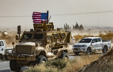 US forces commence Syria border pullback