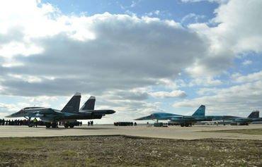 روسيا تعزز تواجدها في سوريا وسط معركة لتأمين النفوذ