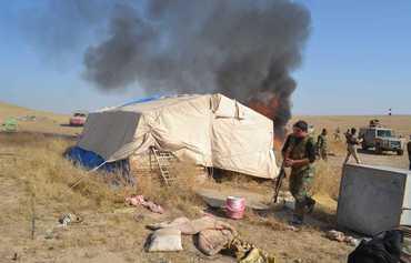 Iraq works to bring Anbar desert back under control