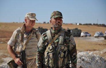 القوات الروسية تتطلع إلى وجود طويل الأمد في سوريا
