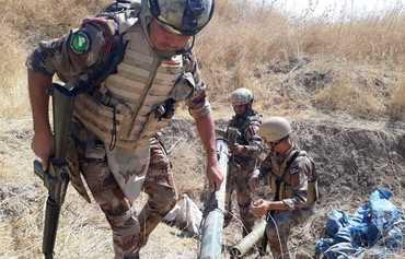 المخابرات العراقية تكثف حملتها ضد فلول داعش