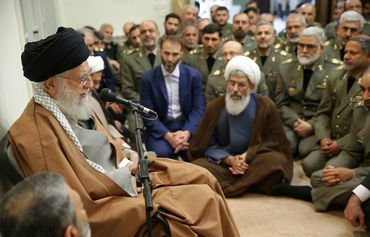 IRGC's actions fuel disagreement inside Iran
