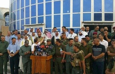Anbar forms first tribal military council to fight ISIL
