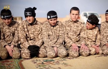 Fears grow as ISIL trains more children as fighters