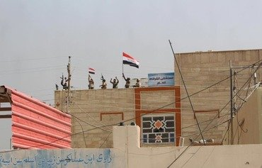 Life in liberated al-Sharqat returns to normal