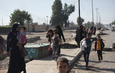 Gogjali residents shake off the horror of ISIL