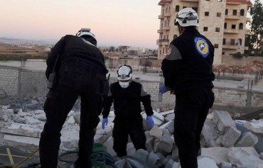 Watchdog to probe new chemical attack allegations in Syria