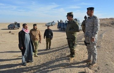 Anbar cities tighten security measures