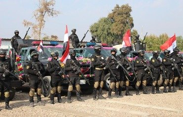 Iraqi forces gain ground in westernmost Anbar